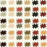 Abstract seamless pattern of colored blots Stock Photo