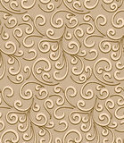 Abstract swirls pattern Royalty Free Stock Photo