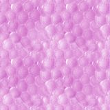 Seamless photo texture of plastic bubbles royalty free stock photography