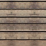 Seamless photo texture of warm lumber dack royalty free stock photos