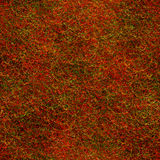 Abstract seamless pattern drawn on the computer in the red-orang Stock Photography