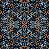 Abstract Seamless Pattern FINAL Royalty Free Stock Images