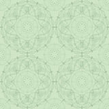 Abstract seamless pattern.  floral ornament Royalty Free Stock Image