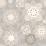 Abstract seamless pattern.  floral ornament Stock Photos