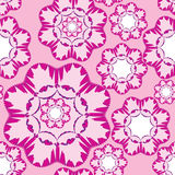 Abstract seamless pattern.  floral ornament Stock Image
