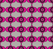Abstract seamless pattern. geometric ornament Stock Photography
