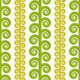 Abstract seamless pattern. Royalty Free Stock Photo