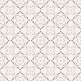 Abstract seamless pattern with geometric shapes. Stock Photos