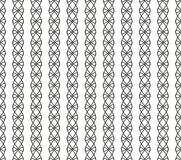 Abstract. seamless pattern with geometric shapes and symbols. Seamless pattern with geometric shapes and symbols Stock Illustration