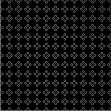 Abstract. seamless pattern with geometric shapes and symbols. Seamless pattern with a geometric shapes on a dark background Vector Illustration