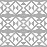Abstract seamless pattern of geometric shapes. Texture of a set of intersecting lines. Patterns for panels and fabrics Stock Image