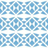 Abstract seamless pattern of geometric shapes. Texture of a set of intersecting lines. Patterns for panels and fabrics Royalty Free Stock Photo