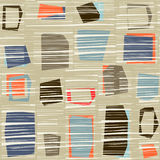 Abstract seamless pattern. Grunge texture background of stripes Royalty Free Stock Photography