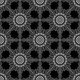 Abstract Seamless Pattern Like Lace. Vintage Ornament Pattern.  Stock Images