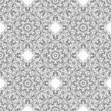 Abstract Seamless Pattern Like Lace. Vintage Ornament Pattern.  Royalty Free Stock Photo