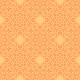 Abstract Seamless Pattern Like Lace. Vintage Ornament Pattern.  Stock Photos