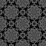 Abstract Seamless Pattern Like Lace. Vintage Ornament Pattern.  Royalty Free Stock Image