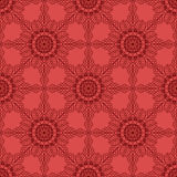 Abstract Seamless Pattern Like Lace. Vintage Ornament Pattern.  Stock Image