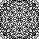 Abstract Seamless Pattern Like Lace. Vintage Ornament Pattern. I Royalty Free Stock Image