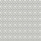 Abstract seamless pattern lines curve background Royalty Free Stock Photos