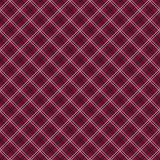 Abstract Seamless pattern with lines and dots on a red Background. Stock Image