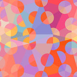 Abstract seamless pattern Stock Photography