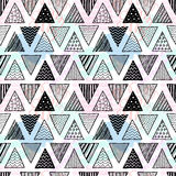 Abstract seamless pattern. Royalty Free Stock Images