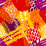 Abstract seamless pattern. Stock Photos
