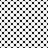 Abstract seamless pattern. Modern stylish texture. Regularly repeating rhombuses made of geometric shapes. Flat design. Vector background Royalty Free Stock Images