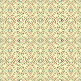 Abstract seamless pattern with rectangles in pastel colors Royalty Free Stock Images