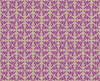 Abstract seamless pattern. Retro ornament Royalty Free Stock Image