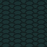 Abstract seamless pattern in retro style Stock Photo