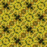 Abstract seamless pattern with scaly structure Stock Photography