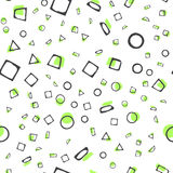Abstract seamless pattern. Simple style. For web design vector illustration