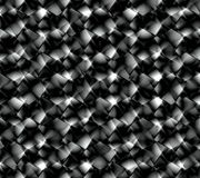 Abrasive, abstract seamless pattern. Abstract seamless pattern simulating a fine-grained abrasive surface of sandpaper or some kind of complex crystalline Royalty Free Stock Photography
