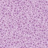 Abstract seamless pattern small blue circles texture background. Abstract seamless pattern small pink circles texture background royalty free illustration