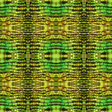 Abstract seamless pattern with snake leather Stock Photo