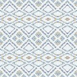 Abstract seamless pattern of squares. Geometric waves and kinks. Pattern for panels and fabrics Royalty Free Stock Photo