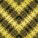Abstract seamless pattern with stripes resembling reptile skin Royalty Free Stock Photo