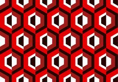 Abstract seamless pattern for surface design Stock Photo