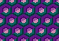 Abstract seamless pattern for surface design Royalty Free Stock Image