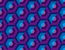 Abstract seamless pattern for surface design Royalty Free Stock Photos