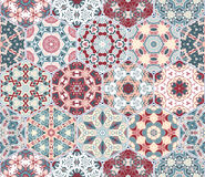 Abstract seamless pattern tiles Royalty Free Stock Photo