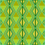 Abstract Seamless Pattern. Seamless Pattern with Triangles.green Stock Photo