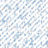 Abstract seamless pattern of triangles. Shades and gradients of geometric shapes. Diagonal lines Stock Photo
