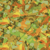 Abstract seamless pattern. Seamless vector pattern with color autumn texture Stock Photos