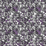 Abstract seamless pattern. Vector Stock Images