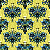 Abstract Seamless Pattern Vector Stock Image