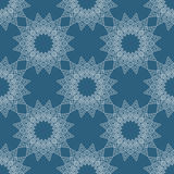 Abstract seamless pattern. Vector illustration Stock Images