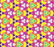 Abstract seamless pattern . Vector illustration Stock Photography